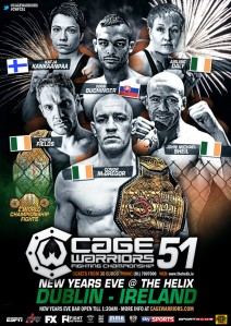 Cage Warriors 51